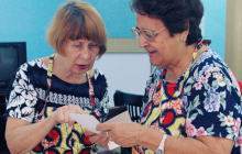 Mitrani Center opens to Cuban Jewish Seniors